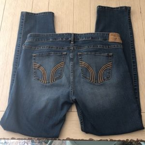 Hollister Skinny Jeans, 13 Short